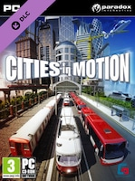 Cities in Motion - Design Quirks Steam Key GLOBAL