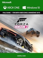 Forza Horizon 3 XBOX LIVE Key Windows 10 / XBOX ONE GLOBAL