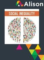 Sociology Studies - Social Inequality Alison Course GLOBAL - Digital Certificate