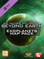 Civilization: Beyond Earth - Exoplanets Pack Steam Key GLOBAL