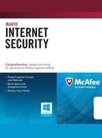 McAfee Internet Security 1 User GLOBAL Key 5 Years