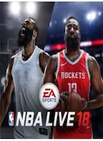 NBA LIVE 18: The One Edition XBOX LIVE Key XBOX ONE EUROPE