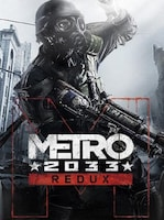 Metro 2033 Redux Steam Key GLOBAL