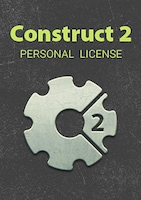 Construct 2 Personal Edition License GLOBAL