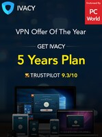 IVACY VPN 5 Years GLOBAL