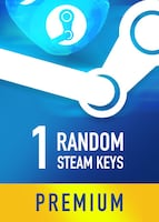 Random PREMIUM Steam Key GLOBAL 1 Key