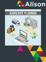 Applied Operations Management - Aggregate Planning Alison Course GLOBAL - Digital Certificate