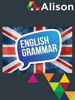 Diploma in Basic English Grammar Alison Course GLOBAL - Parchment Diploma
