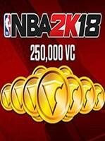 NBA 2K18 Virtual Currency 250 000 Coins PSN Key UNITED STATES