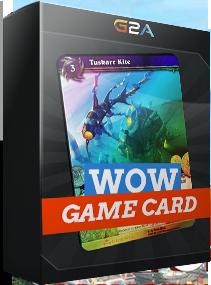 World of Warcraft TCG Tuskarr Kite Card Code World of