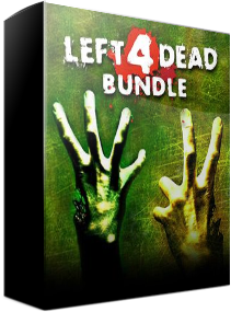 Left 4 Dead Bundle Steam Key EUROPE