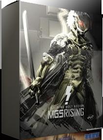 Metal Gear Rising: Revengeance Steam Key EUROPE - gameplay - 12