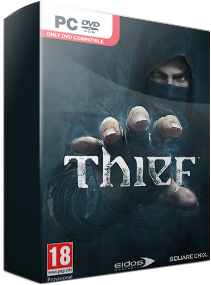 Thief + Bank Heist Key Steam GLOBAL - scatola