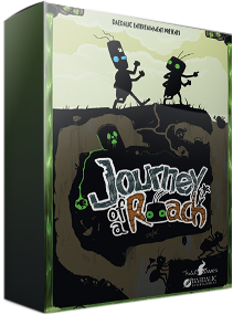 Journey of a Roach Steam Key GLOBAL - gameplay - 12