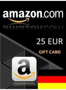Amazon Gift Card Germany 25 Eur Amazon G2acom