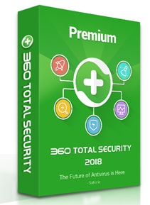 360 Total Security 1 Device GLOBAL Key PC