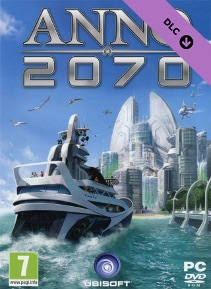 Anno 2070 - The Eden Series Package Uplay Key GLOBAL