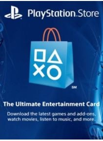 PlayStation Network Gift Card 20 EUR PSN FRANCE - box