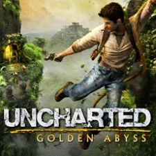 UNCHARTED: Golden Abyss PSN Key PS VITA NORTH AMERICA - box