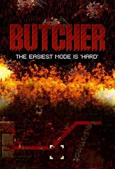 BUTCHER Steam Key GLOBAL - box