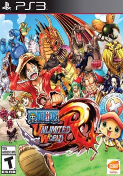 One Piece Unlimited World Red Nintendo Key Nintendo Switch EUROPE