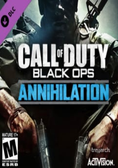Call of Duty: Black Ops Annihilation Content Pack Steam Key GLOBAL