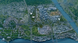 Cities: Skylines Steam Key GLOBAL - gameplay - 6