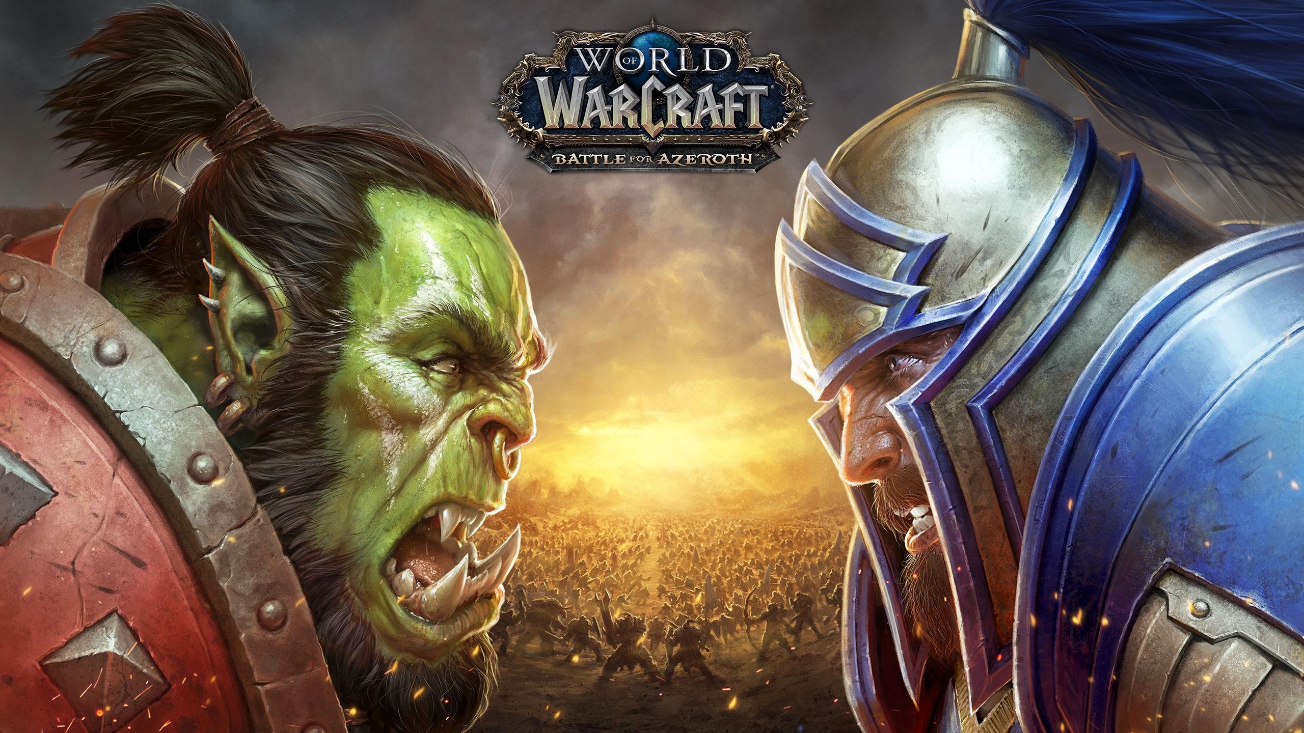 World of Warcraft: Battle for Azeroth Battle net Key NORTH AMERICA