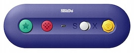 8BitDo GBros gra bez kabli retro padem na Switch