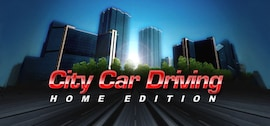 City Car Driving Steam Gift GLOBAL