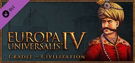 Europa Universalis IV: Cradle of Civilization Collection Steam Key RU/CIS
