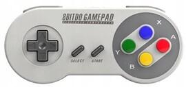 8BitDo SF30 BT Pad Kontroler Super Nintendo Switch