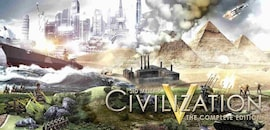 Sid Meier's Civilization V: Complete Edition (PC) - Steam Key - EUROPE