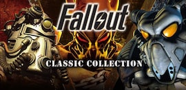 Fallout Classic Collection - Steam Key - GLOBAL
