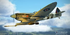 IL-2 Sturmovik: Battle of Bodenplatte (PC) - Steam Gift - EUROPE