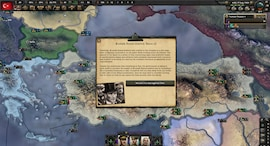 Hearts of Iron IV: Battle for the Bosporus (PC) - Steam Key - GLOBAL