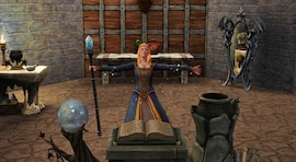 The Sims Medieval: Deluxe Edition (PC) - Origin Key - GLOBAL