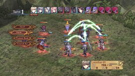 Agarest: Generations Of War - Collector's Edition Steam Key GLOBAL