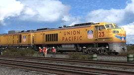 American Powerhaul Train Simulator - Steam - Key (GLOBAL)