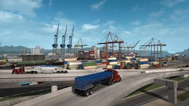 American Truck Simulator - Washington Steam Key GLOBAL