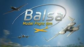 Balsa Model Flight Simulator (PC) - Steam Gift - EUROPE