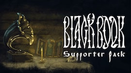 Black Book - Supporter Pack (PC) - Steam Gift - EUROPE