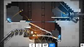 Bridge Constructor Portal (PC) - Steam Gift - EUROPE