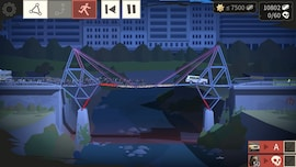 Bridge Constructor: The Walking Dead (PC) - Steam Gift - GLOBAL