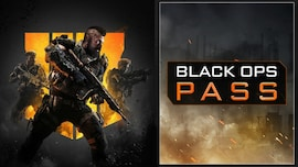 Call of Duty: Black Ops 4 (IIII) - Black Ops Pass (Xbox One) - Xbox Live Key - EUROPE