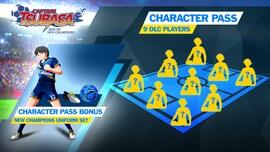Captain Tsubasa: Rise of New Champions Character Pass (PC) - Steam Gift - NORTH AMERICA