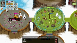 Circle Empires Rivals: Forces of Nature (PC) - Steam Key - GLOBAL