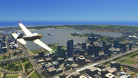 Cities: Skylines - Sunset Harbor (PC) - Steam Gift - EUROPE