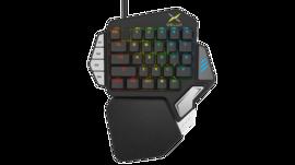 Delux T9X Keypad klawiatura mechaniczna dla graczy