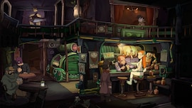 Deponia: The Complete Journey Steam Key GLOBAL